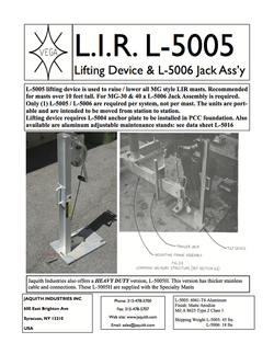 L5005 Lifting Device