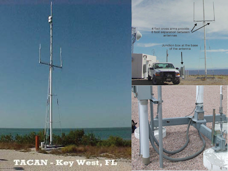 Specialty Fiberglass Tower - Airfield TACAN
