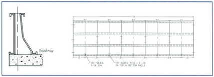 Parapet Forms Diagram